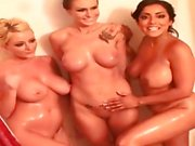 Sophie Dee Getting All Wet with 2 Sluts