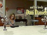 Lesbians Dani Daniels and Ryan Keely