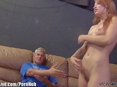 youthfull nubile with meaty PUSSY LIPS is here to fuck!