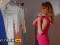 'Brazzers - Jess Scotland Goes To The Bridal Shop For A Fitting And Get Stuffed'