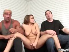 Curvy Natasha Nice fucked and enjoying cum