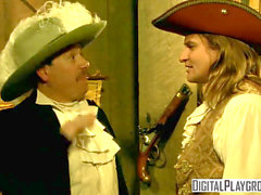 Free Premium Video classical Pirates 2: Jesse Jane and Belladonna in hot rough lesbian intercourse