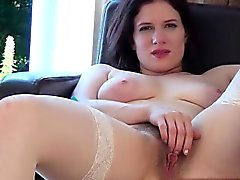 Hot wife extreme orgasm