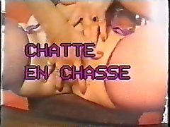 Classic French : Chatte en chasse