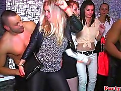 Euro amateur party skanks wanking cock