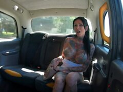 Fake Taxi Tattooed Megan Inky Loves Rough Sex