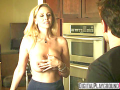BiBi Jones Erik Everhard - The Pill scene 4 - Digital Playgr