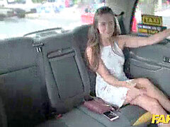 fake taxi insane flexible American sweetheart