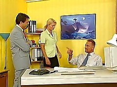 Nicoletta Blue - Secretary fucked in the office