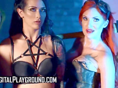Madison Ivy Katrina Jade - No mercy For Mankind gig 1