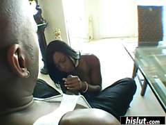 Jada Fire gets destroyed by a hung black bull