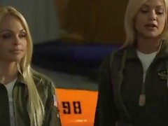 Stoya, Riley steele, Jesse Jane - in the army