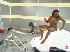 Jada Fire Fucking Machine