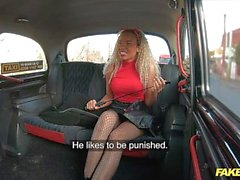 Fake Taxi Romy Indy gets fucked by the Big D