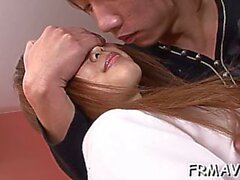 sinful oriental noriko kago gives chili dog riding pleasure