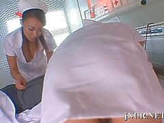 nurse smooth blowjob and sex movie
