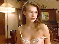 Milla Jovovich is cute & sexy